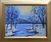 """Winter landscape"""
